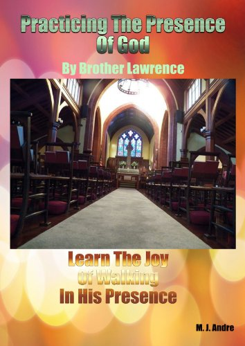 practicing the presence of god by brother lawrence